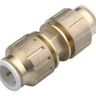 Brass Speedfit Fitting Straight Connector