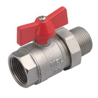 Male Female Thread Socket Ball Valve