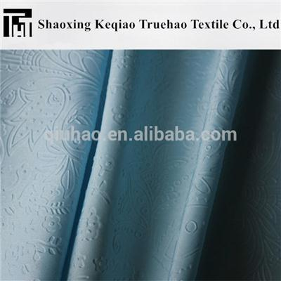 Spandex 3D Embossed Fabric