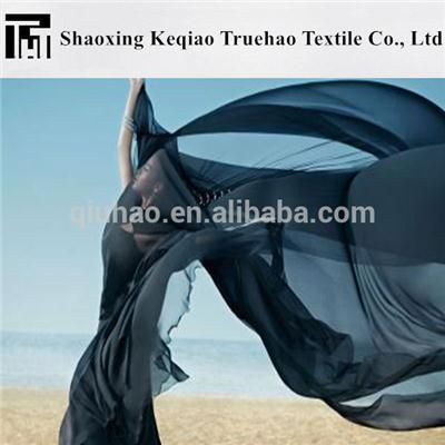 Polyester Wool Chiffon Fabric
