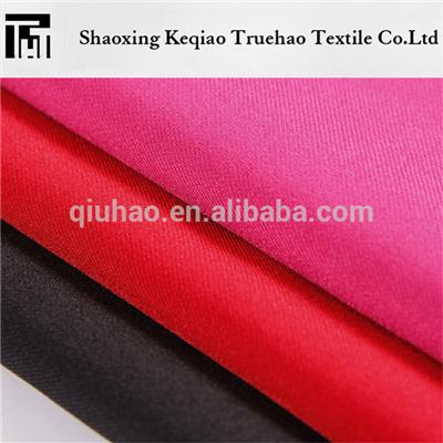 Polyester Twill Stretch Fabric