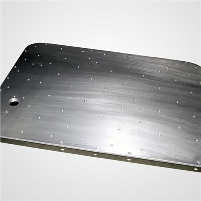 Aluminum Extrusion Streetlight Heat Sink