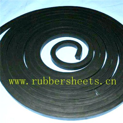 Extruded Viton(FKM) Rubber Cord