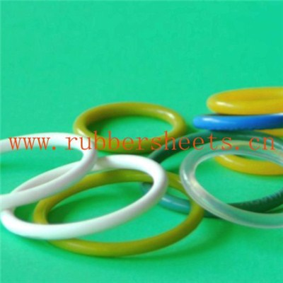 Silicone(VMQ) Rubber O-rings