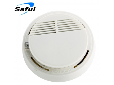 Saful TS-W168 smoke detector for GSM alarm system, fire alarm