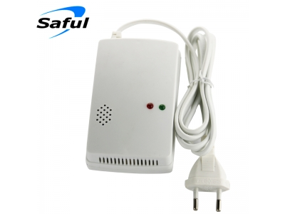 Saful TS-0211 Gas detector for home GSM alarm system