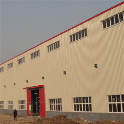 easy to assemble and disassemble steel structure building