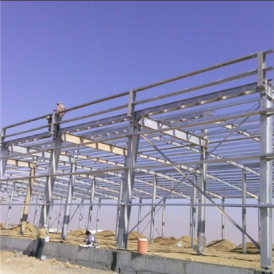 Steel Structure Farm