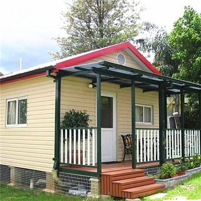 Steel Structure Bungalow