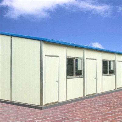Prefabricated House Worker Camp
