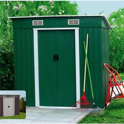 Steel Structure Garden Shed