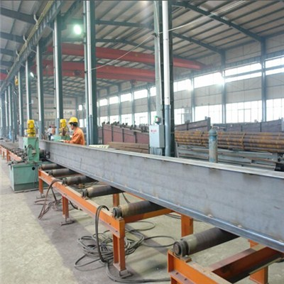 Steel Structure Casting Workshop