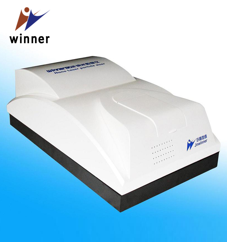 Winner802 laser nanometer particle size analyzer for ceramic powder test