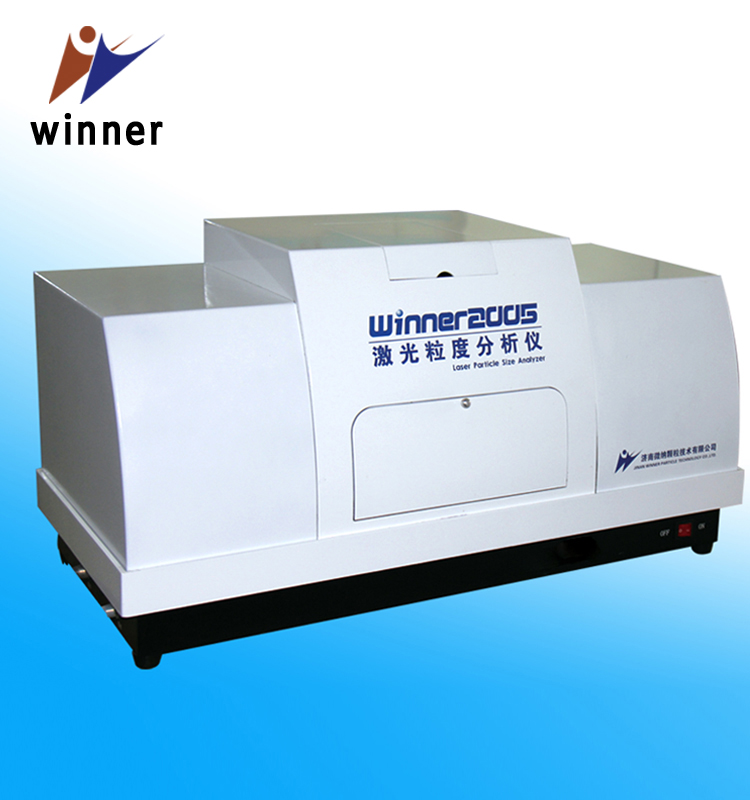 Winner2005 particle measuring instruments for  emulsion liquid particle test