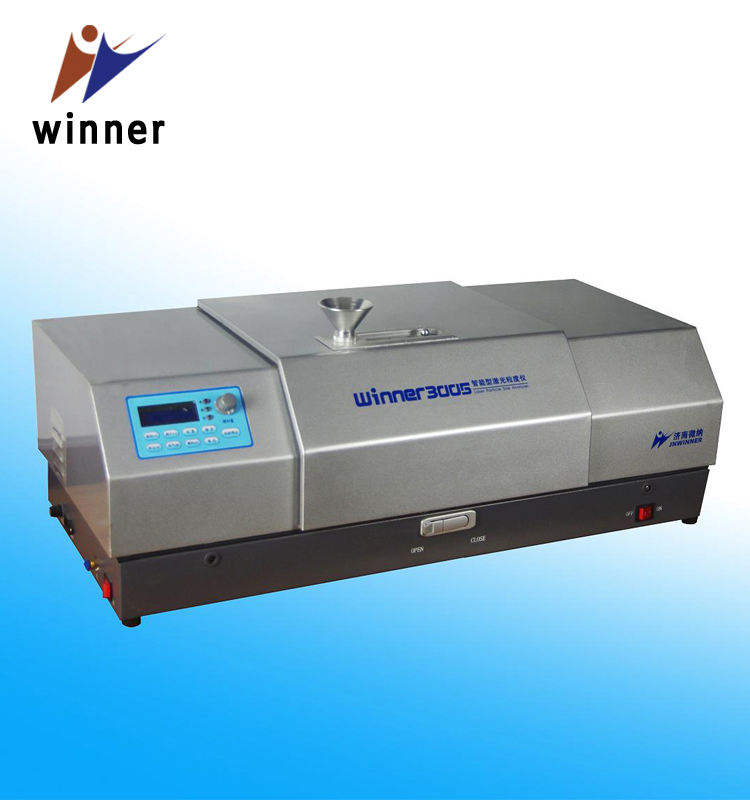 Winner3003 dry Laser Diffraction Particle Size Analyzer for lab equipment