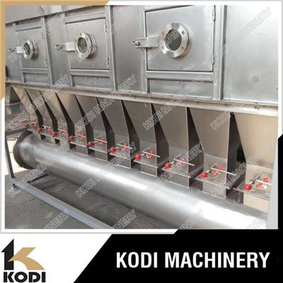 Foodstuff Horizontal Fluid Bed Dryer XF