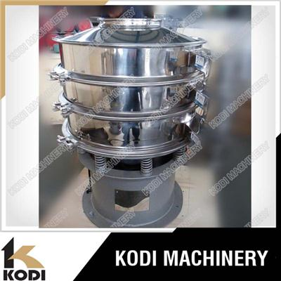 Single Layer Vibrating Sifter KDSF