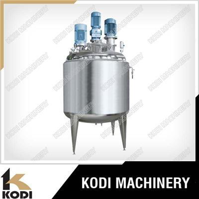 Pharmaceutical Mixing Tank KDMT