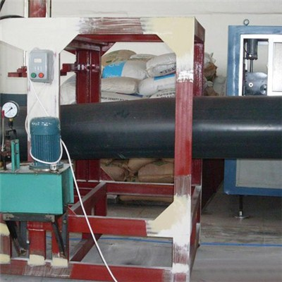 PE Anticorrosive And Heat Insulation Pipe Production Line
