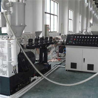 PP Multi Layer Pipe Extrusion Line
