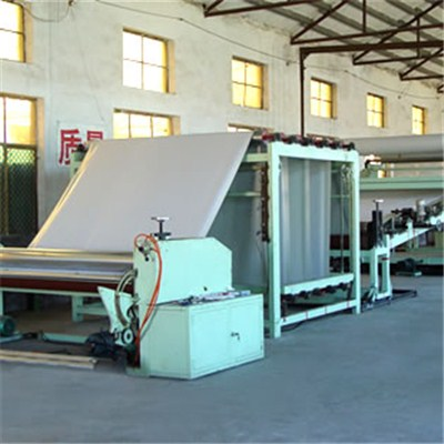 PVC Advertisement Cloth Extrusion Line