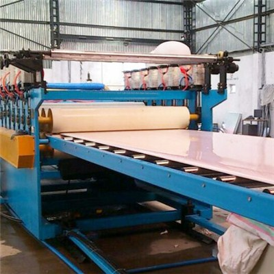 PVC Foam Sheet Extrusion Machine