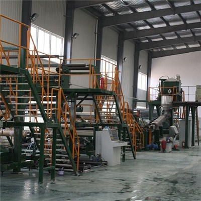 Water-proof Sheet Production Line