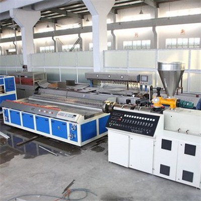WPC Crust Foam Board Extrusion Machine