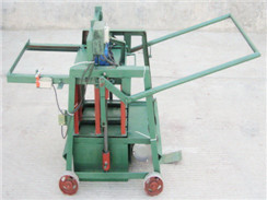 HLS-2 Semi-automatic Mobile Hollow Brick Machine
