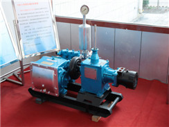 HBW-150 Oil Pump With Hydraulic Motor