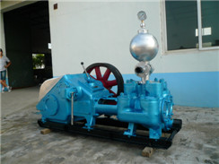 BW-850/2 Horizontal ,triplex Reciprocating Plunger Oil Pump