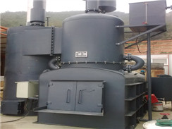 150kg/hr Oil Sludge/factory Garbage Incinerator