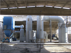 250kg/hr Oil Sludge Incinerator With Gas Disposal