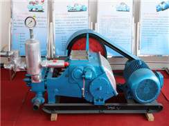 HBW-200/10 Horizontal Triplex-cylinder Reciprocating Single-acting Plunger Oil Pump