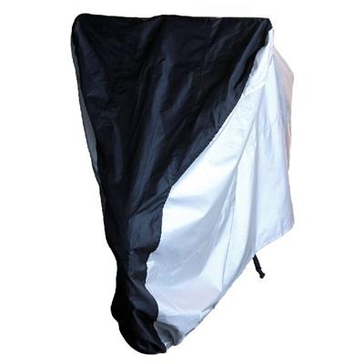 Bicycle Cover 3C0101-black&silver