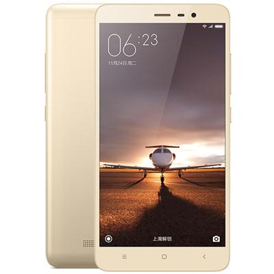Xiaomi Redmi Note 3 (Unlocked, 16GB, Gold)
