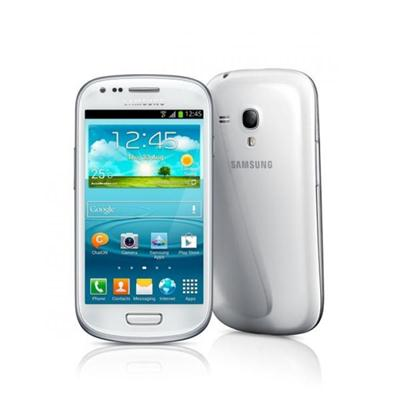 Samsung S3 Mini I8190 (Unlocked, 8GB, White, Refurbished)