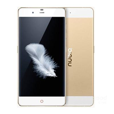ZTE Nubia My Prague (Unlocked, 3G/32GB, Gold)