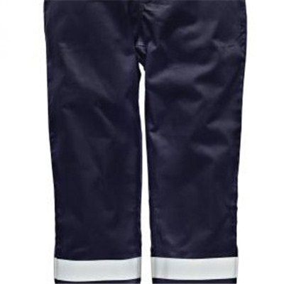 Modacrylic Flame Retardant Pants With Reflective Tapes