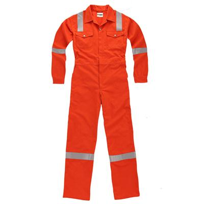 Flame Retardant High Visibility Coverall