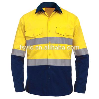 Cotton Flame Retardant Shirt