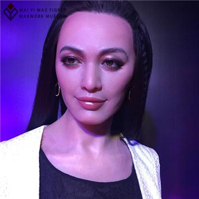 Custom Made Lifelike Famous Star Wax Figure Julie Wax Statue