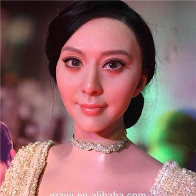 Lifelike Wax Figure Of Star Fan Bingbing