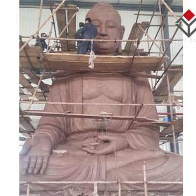 Artistic Sculpture-The Giant Buddha