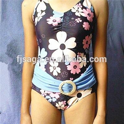 Women Printed Swimwear