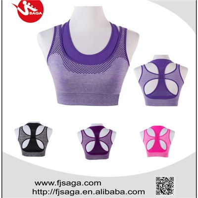 Sports Seamless Bra