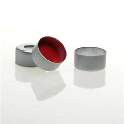 11mm Aluminum Crimp Cap With Septa