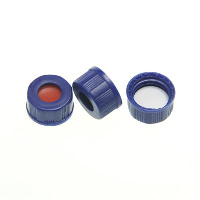 9-425 Screw Thread Caps With Septa