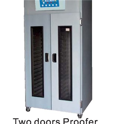 Two Doors Proofer WP-36D/72D