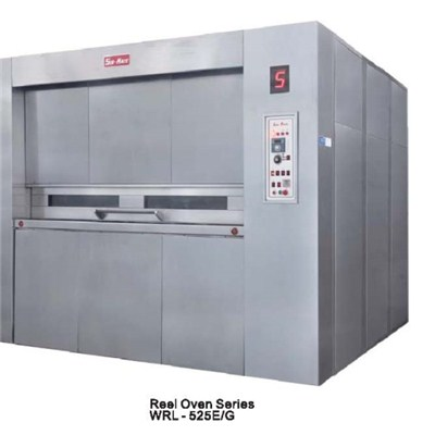 Gas Reel Oven WRL-525G